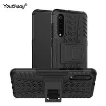 For Xiaomi Mi 9 Case Heavy Duty Hard Rubber Silicone Phone Cover for Fundas case