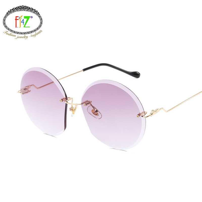 49d6a3962b F.J4Z Hot Fancy Lightly Women s Sunglasses Fashion Cool Street Style Eye  Wear Good Quality