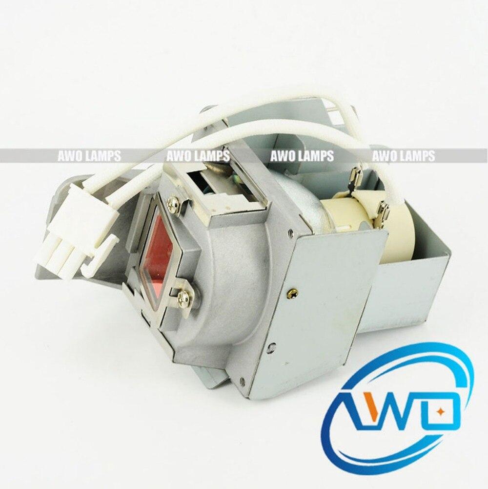AWO lampe de projecteur originale EP5730D/EP8830D/MX815ST/MX816ST pour BENQ 5J. J7C05.001