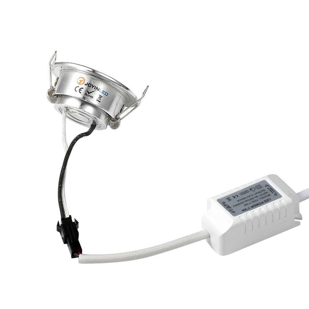 Illuminazione interna PANNOCCHIA Rotondo Dimmerabile Superficie Montato Da Incasso 3W LED Downlight del Soffitto Mini Led Luci per camera da letto