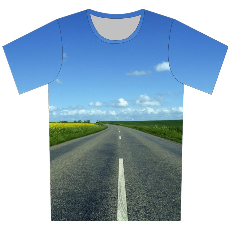 5dbc90fda9 2018 niños de la moda 3D camiseta chica Cool Boy Camiseta de manga corta de  impresión chocolate carretera ojo animal dinero diseño de marca camiseta  Tops