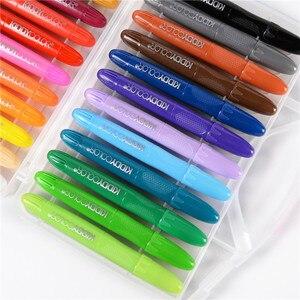 Image 5 - CONDA المهنية الوجه قلم طلاء 24 ألوان غير سامة الجسم أقلام شمع هالوين زي حفلة تنكرية الجمال ماكياج أدوات