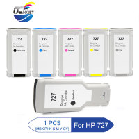 OCINKJET For HP 727 Remanufactured Ink Cartridge For HP DesignJet T1530 T920 T1500 T2500 T930 T2530 Printer With Chip