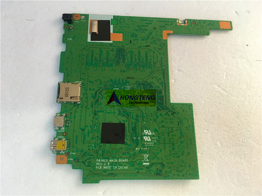 Original FOR Acer Aspire 10 Motherboard NBL4S11001 PQJAC2 MAIN BOARD Test OK free shipping