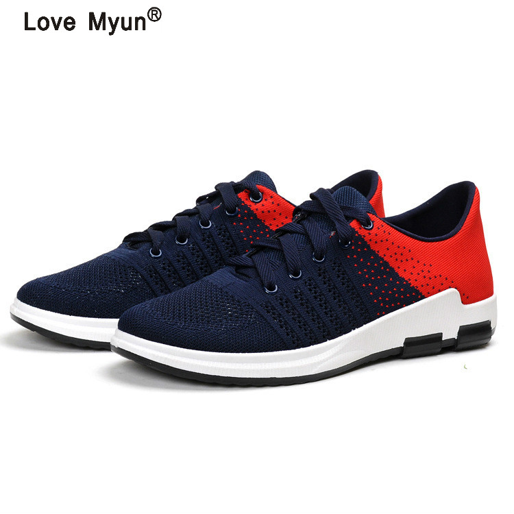 New men 's casual shoes lace fashion brand spring and summer shoes flat shoes men' s breathable shoes 999