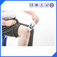 Free Shipping Muscle Stimulator Eletronico Pain Reliever Machine Electric Physical Digital Therapy Machine Laser treatment pain