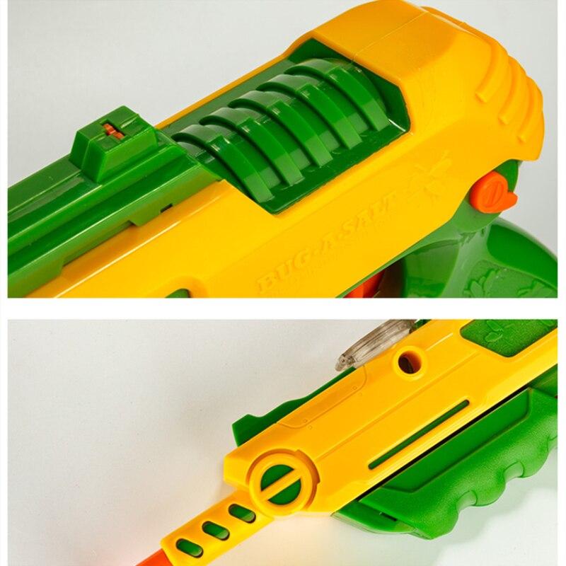 Bug a sel poivre balles Blaster Airsoft pour Bug coup pistolet moustique modèle jouet pistolet cadeaux de noël piège à mouche - 6