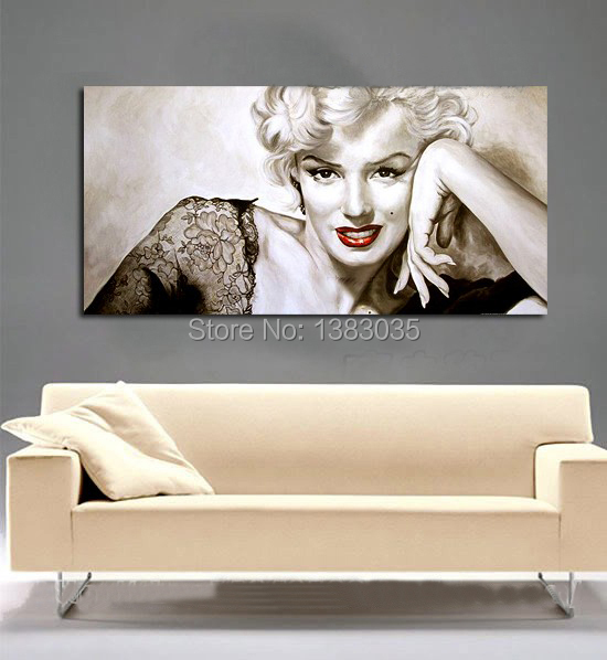 Marilyn Monroe Living Room Pictures