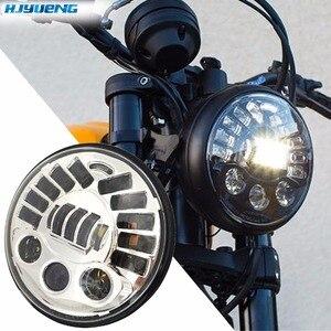 "Image 1 - 80 ワット 7 ""bmw r ninet R9T daytinme ledヘッドライトdrl用オートバイアクセサリー信号パーキングライト"