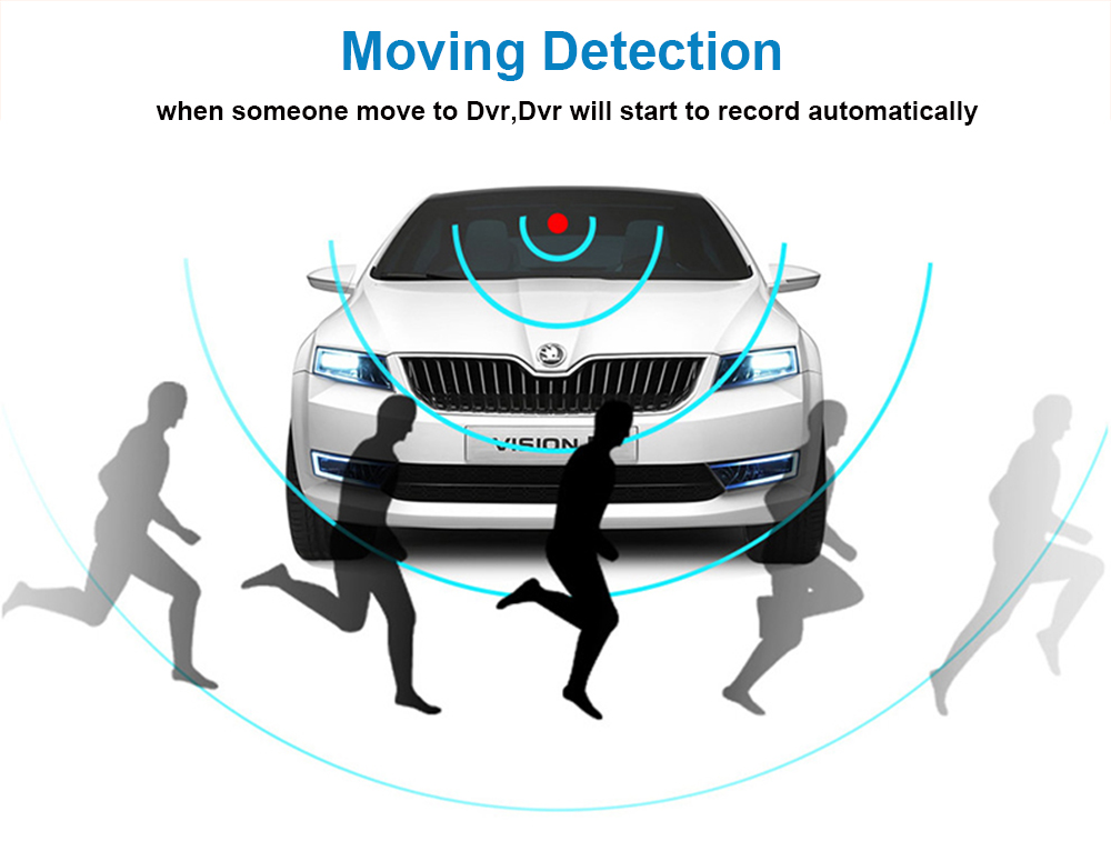 Moving Detection