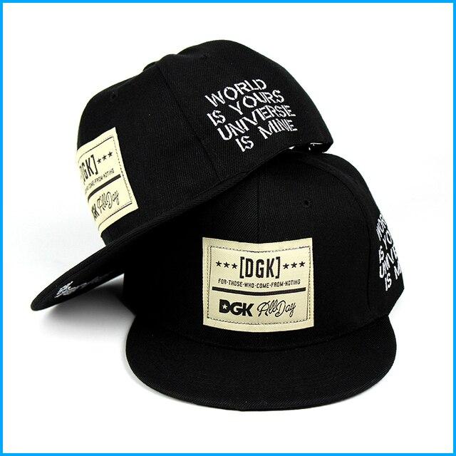 Marca dgk snapback caps hip hop gorra de béisbol plana planas casquette  gorras sombrero adulto camuflaje d5c512d35a6