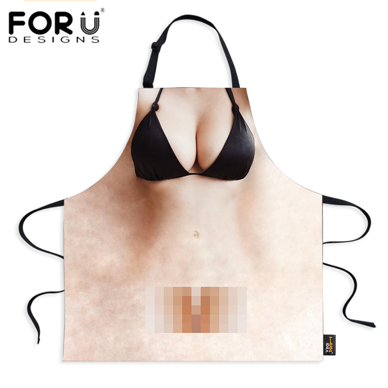 Funny sexy aprons