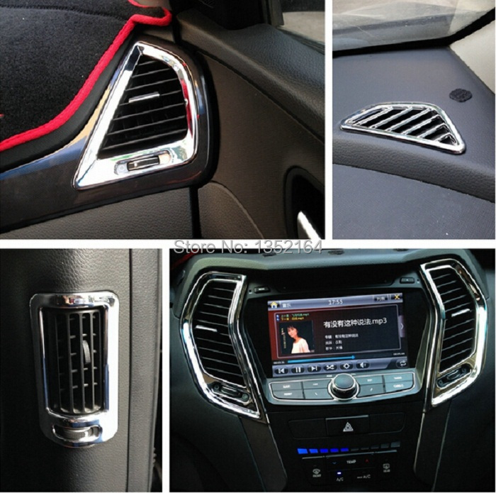 auto interior moulding inner air vent trim for hyundai. Black Bedroom Furniture Sets. Home Design Ideas