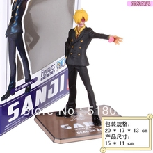 Free Shipping New World the Sanji Japanese Anime Cartoon Two Years Later One Piece Zero Action