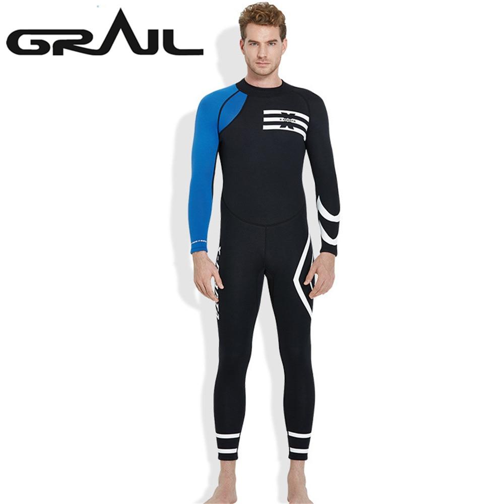 Здесь продается  3MM Top Neoprene Diving Wet Suit Man Swimming Full Body Suits Submarine Hunt Scuba Rash Guards Wetsuits Jump Suit WS-18490  Спорт и развлечения