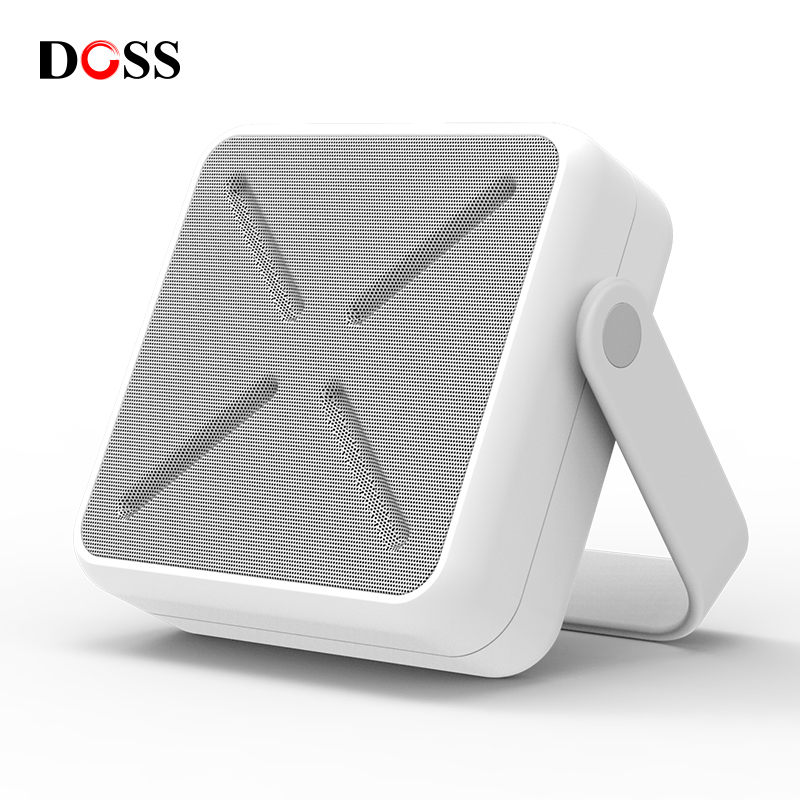 DOSS Portable Wireless Bluetooth V4.1 Speaker Outdoor Speakers 6W Stereo with Built-in Mic for <font><b>Phone</b></font> Support FM AUX USB FM <font><b>Radio</b></font>