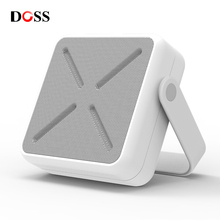 DOSS Portable Wireless Bluetooth V4.1 Speaker Outdoor Speakers 6W Stereo with Built-in Mic for Phone Support FM AUX USB FM Radio