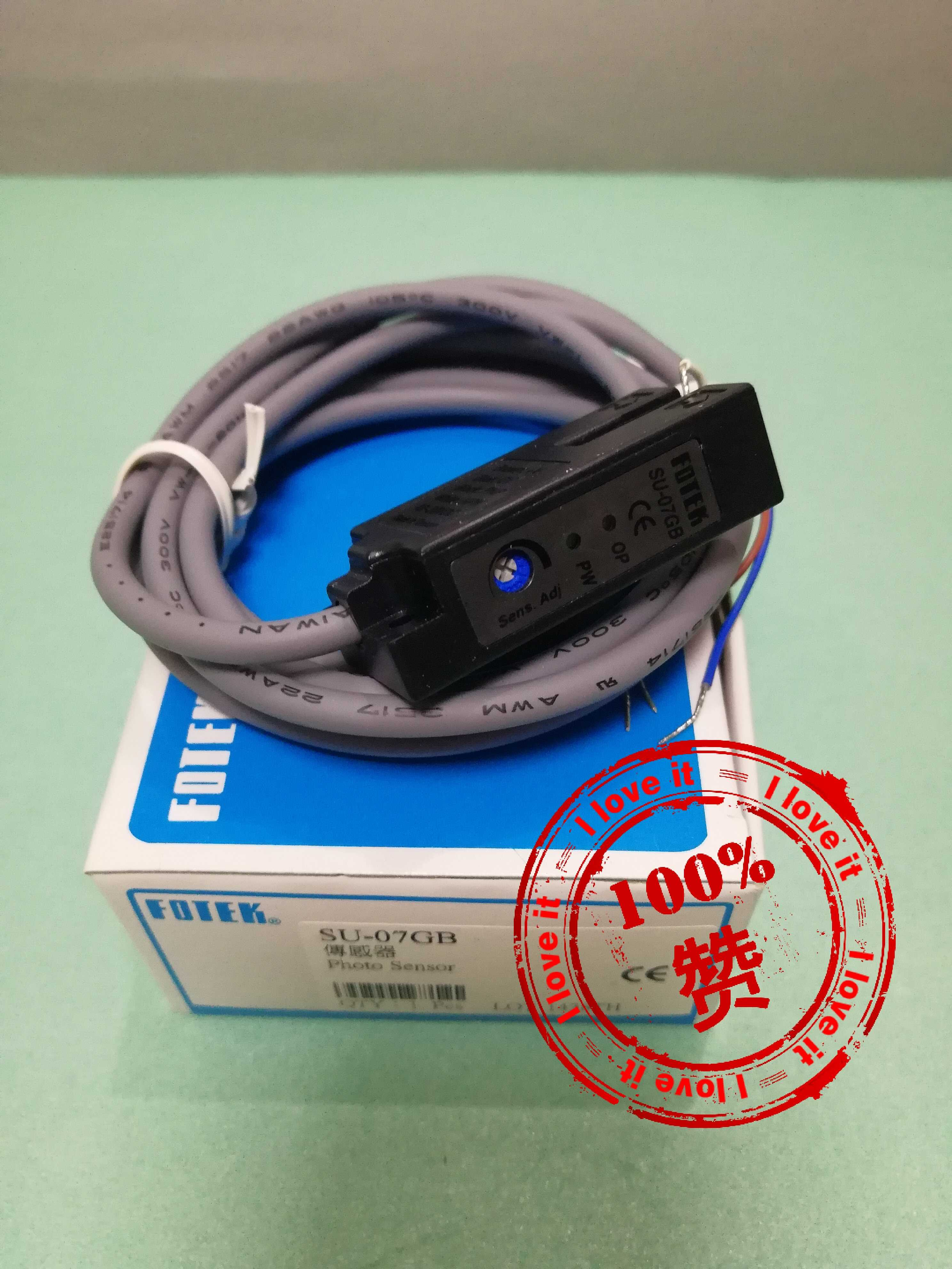 100% New Imported Photoelectric Sensor SU-07GB Normally Closed NPNPNP100% New Imported Photoelectric Sensor SU-07GB Normally Closed NPNPNP