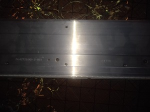 Image 5 - Новая 60LED 525 мм Светодиодная подсветка для LG 42LS570T 42LS570 42LS570S 42LS575S T420HVN01.0 42inch 7030PKG 60ea 74.42T23.001 2 DS1