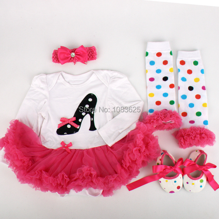 77fd26341 Baby Costumes - Infant Toddler baby Girls First Christmas Outfits ...
