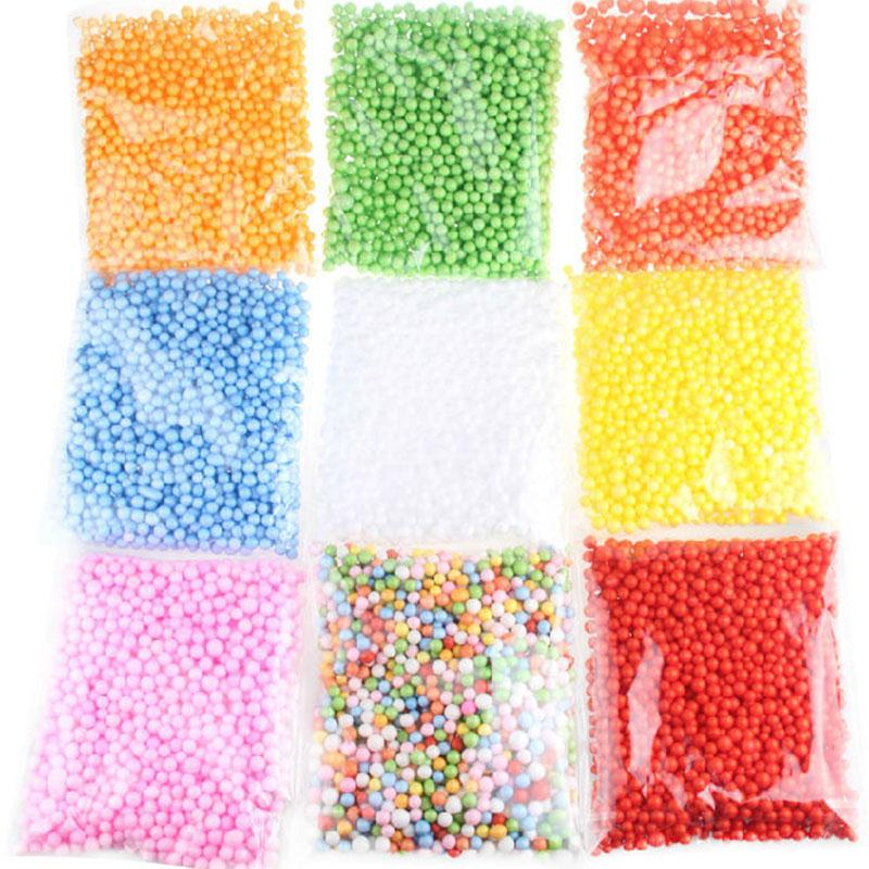 16000pcs polystyrene styrofoam beads beads balls balcony decoration diy craftschina - Polystyrene Beads