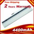10.8 v 4400 mah bateria ordenador portátil para acer aspire one zg5 a110 a150 aoa110 aoa150 d150 um08a31 um08b51 6c