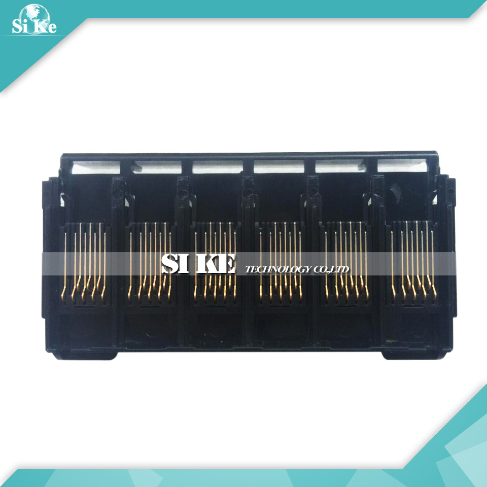 Original Inkjet Contact Detector Board For Epson Stylus Photo T50 A50 P50 R330 Cartridge Chip Board Chip CSIC printer parts stylus photo r2400 1800 cartridge chip board csic 84439990