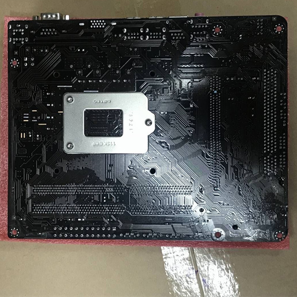 P55-1156 pièces CPU Gaming LGA 1156 carte mère haute Performance bureau DDR3 mémoire LGA1156 Support I3 I5 I7 Xeon série - 5