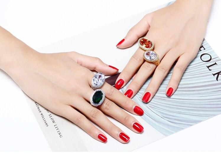 இВинтаж кольцо для Для женщин настройки зеленого овальной ...
