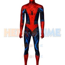 Todd McFarlane Spider-Man Cosplay Spiderman Costume 3D Printed zentai bodysuit