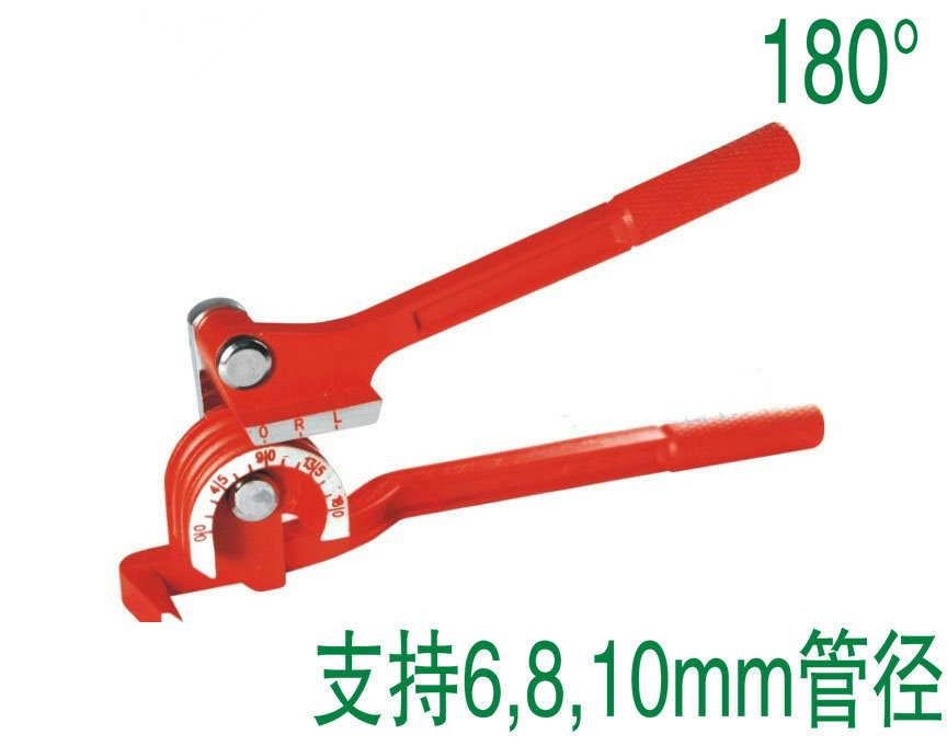Fast Free Ship Three-in-one Pipe Bender/MANUAL BENDING TOOL/Manual Pipe Bender 6 8 10mm U-shaped bend tools for Heatpipe