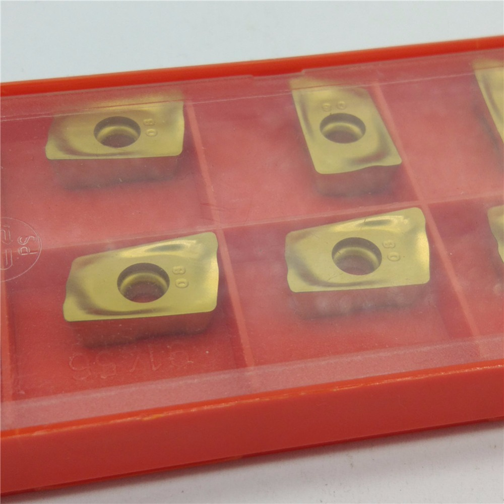 YZ66 10pcs R390-180608M-MM 2040 Carbide Inserts yz66 10pcs 266lg 16mm01a300m 1125 60 iso 3 0 ext l carbide inserts