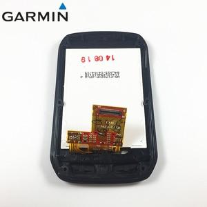 Image 5 - Tela lcd original para garmin edge 510, borda 510j medidor de velocidade da bicicleta gps display lcd com tela de toque painel digitador