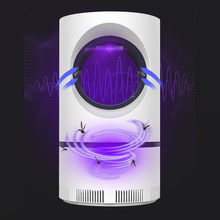 Low-voltage Ultraviolet Light Mosquito Killer Lamp Photocatalytic Light USB Electric LED bug zapper Insect Fly Trap Pest Control(China)