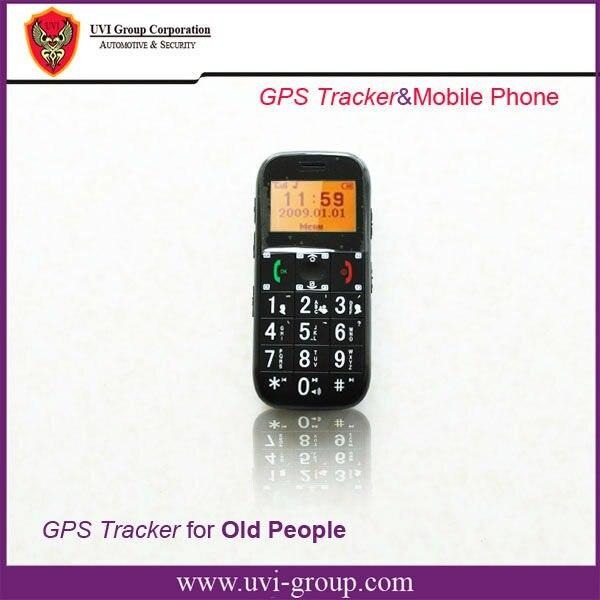 Mobile Phone Car Gps Tracker For Elderly Senior The Old People Sos