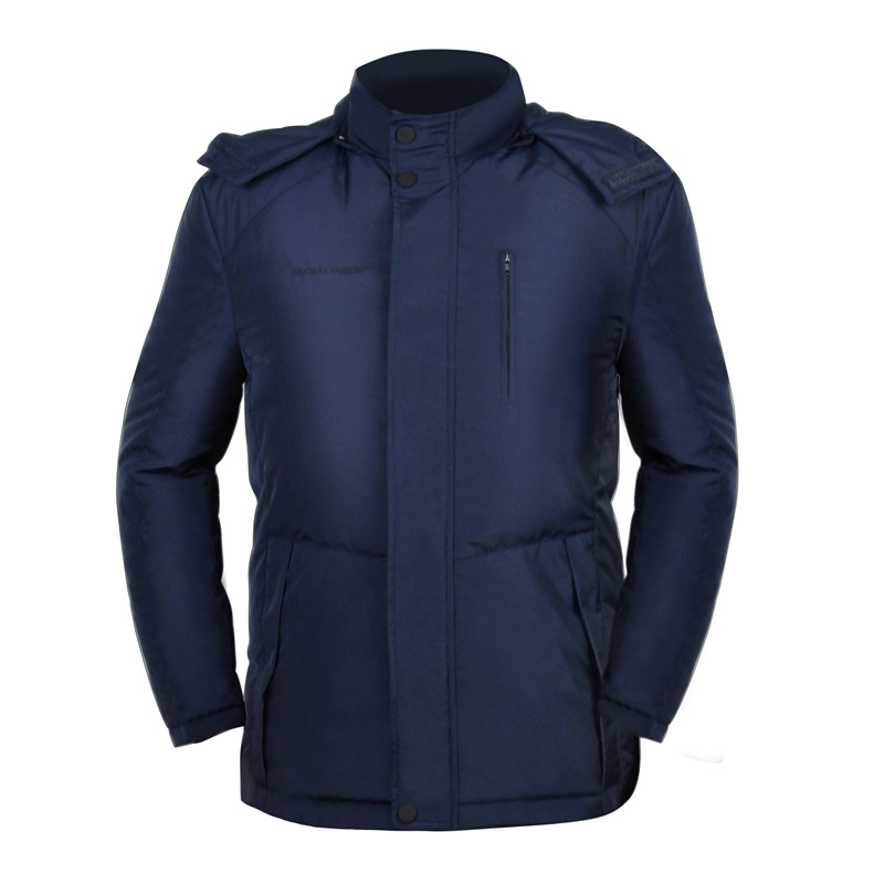 smart ware factory price chilly winter windproof electric battery rechargeable heated font b jacket b font
