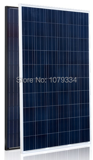 Solar In Box 260w 60 Cells With Ce Tuv Mcs Rohs Cec