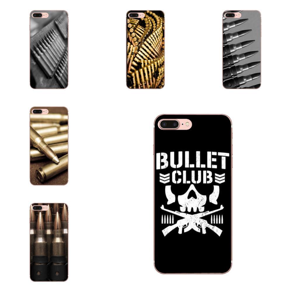 Loose Gold Bullets Gun Bullet Soft Cases Skin For Xiaomi Mi3