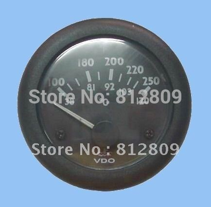 Water temperature gauge 24V(5PCS/LOT) with best quality +free shipping free shipping 50pcs lot b0505s b0505s 1w sip4 best quality
