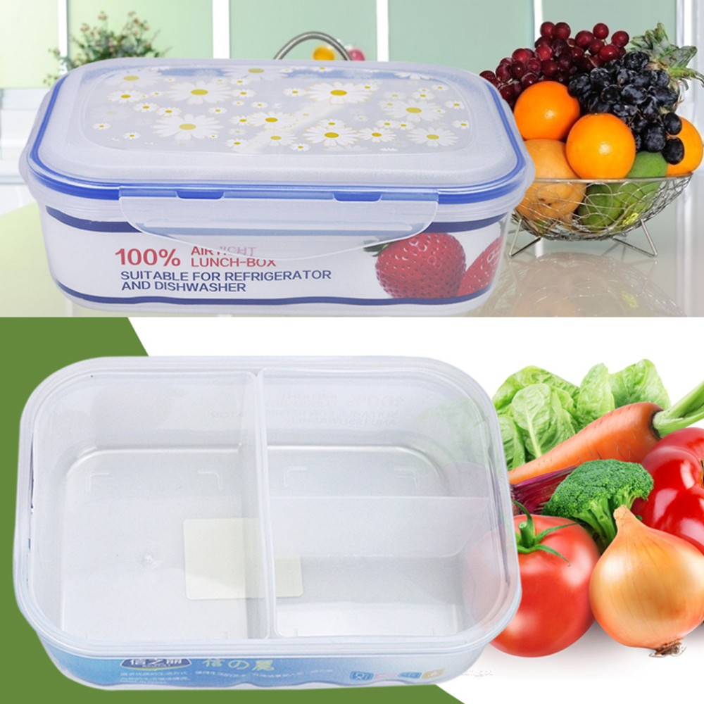 Large Capacity Bento Lunch Box kitchen tools