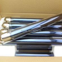 10 шт все стеклянные вакуумные трубки, эвакуированные трубки для солнечного водонагревателя 58 мм диаметр 500 мм длина