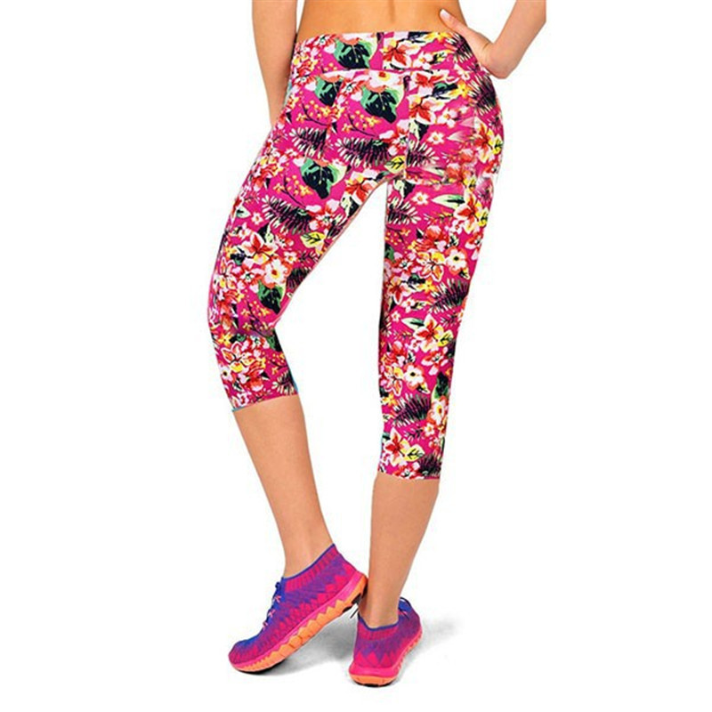 Popular Print Capri Pants-Buy Cheap Print Capri Pants lots from ...