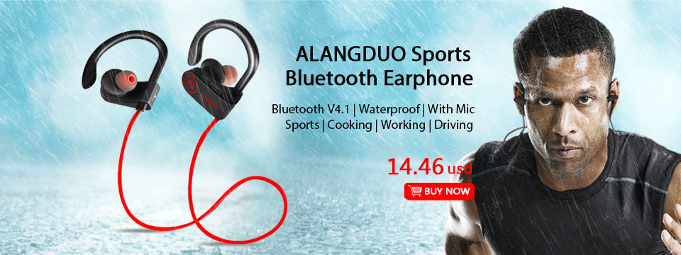 ALANGDUO G6 sport bluetooth earphones 960-360