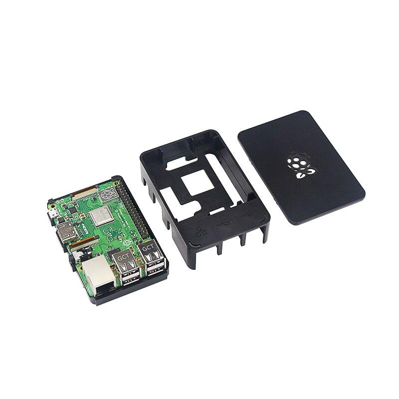 Original Raspberry Pi 3 Modelo B + Plus UK hecho Kit pulgadas pantalla táctil de 3,5 + carcasa + potencia + 32 GB SD + HDMI + disipador térmico + Cable USB - 6