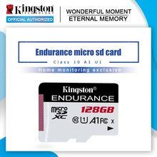Kingston – carte micro sd Endurance, 32 go 64 go 128 go, carte mémoire exclusive pour surveillance à domicile, pour enregistreurs de conduite et caméras de sport