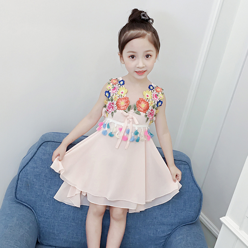 High Quality Hanfu Dresses For Girls Clothes Hanfu Skirt Chinese Style For Children Stage Costume Kids Cosplay Costume BL1782