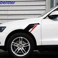 2 шт. АПР М мощность Мотоспорта автомобиль стиль автомобиля стикер для BMW E90 F30 F10 X1 X3 X5 X6 E36 E46 E60 Audi TT A3 A5 A6 A7 A8 в. к.