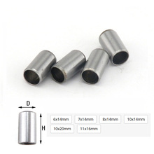 4pcs Motorcycle Cylinder Head Dowel Cylinder Dowel 8X14mm 6x14 7x14 10x14 10x20 11x16 For Scooter GY6 125cc 150cc GS125