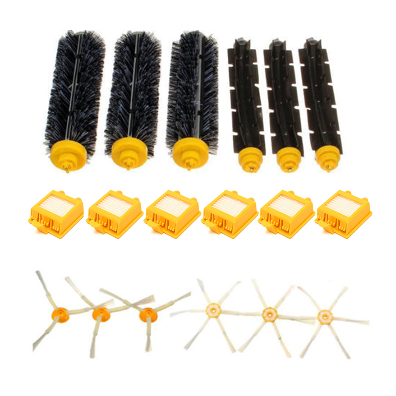 Vacuum Parts Cleaner Cleaning Replacement Kit Compatible For Roomba 760 770 780