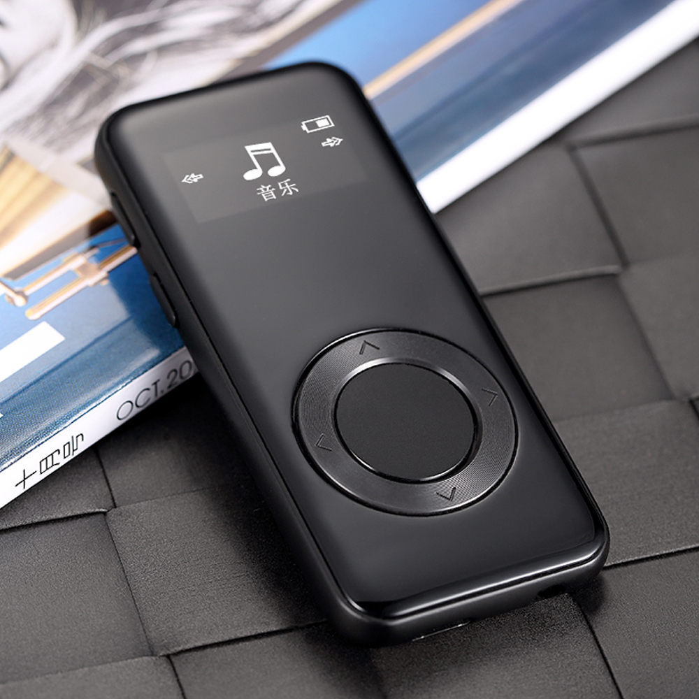 Original BENJIE K3 Alloy mp3 music player Lossless HiFi MP3 player 8GB mini Portable Audio Player